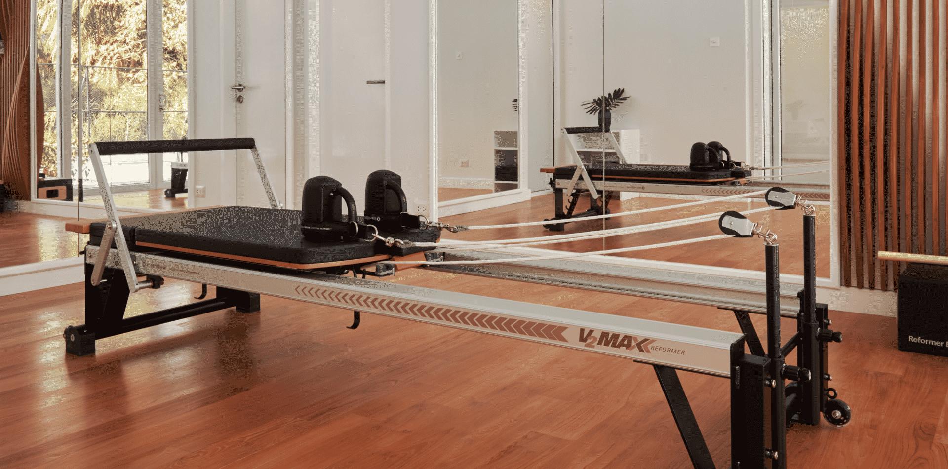 Gym in $100,000 Per Night Resort