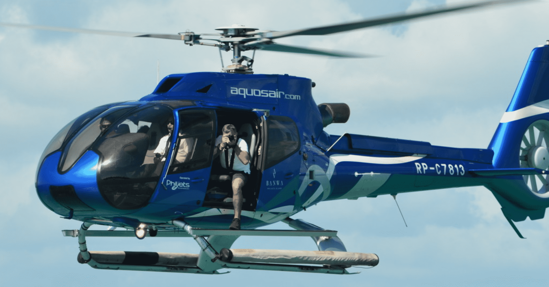 Private Helicopter Tours in $100,000 Per Night Resort