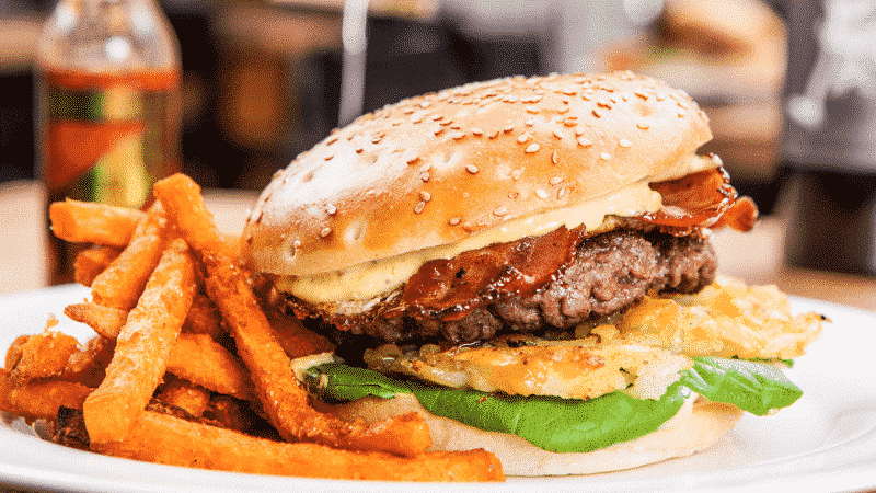 The 7 Best Zurich Burgers