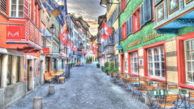 7 Best Instagrammable Spots In Zurich