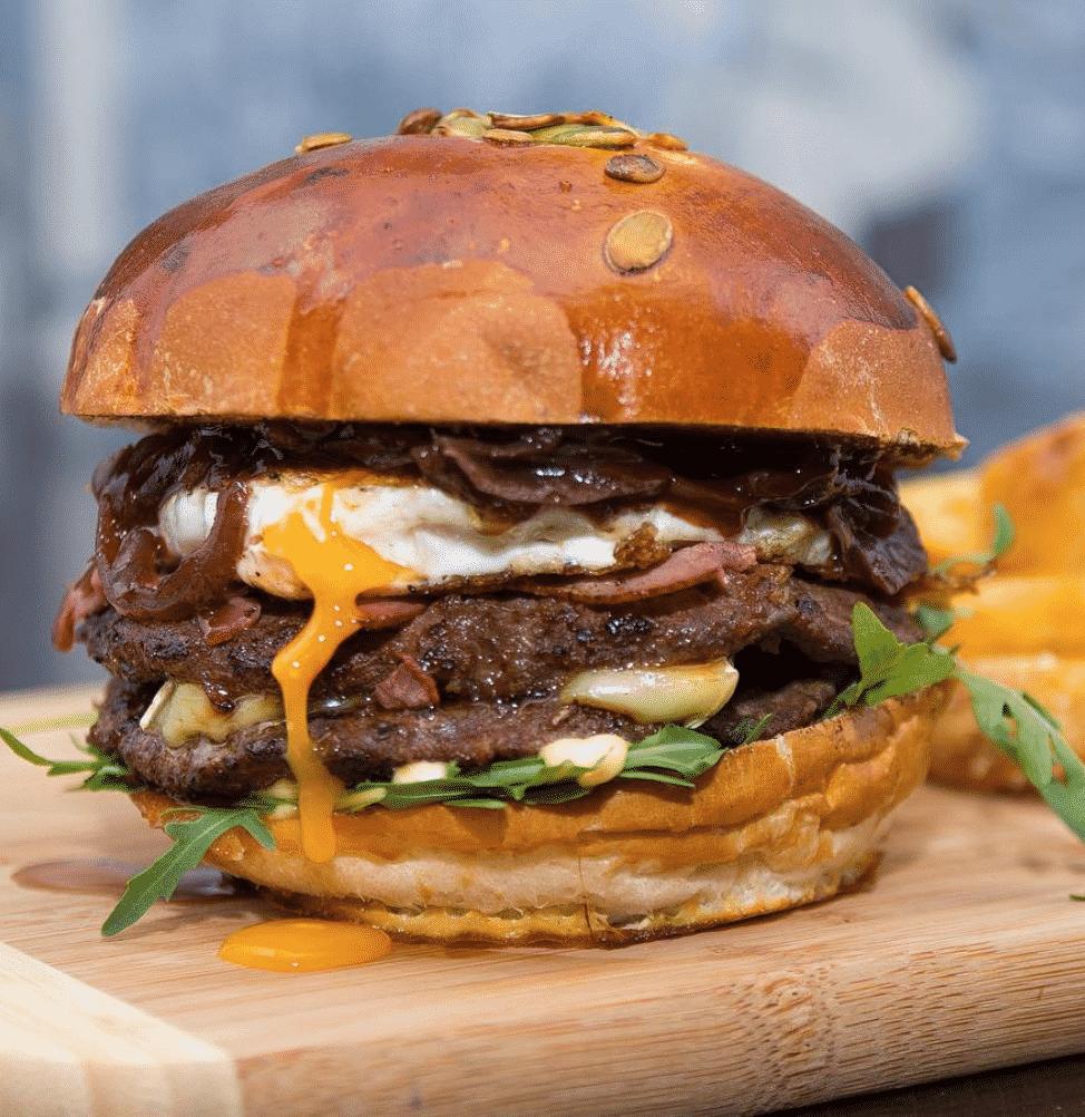 Burger Peter In Bucharest