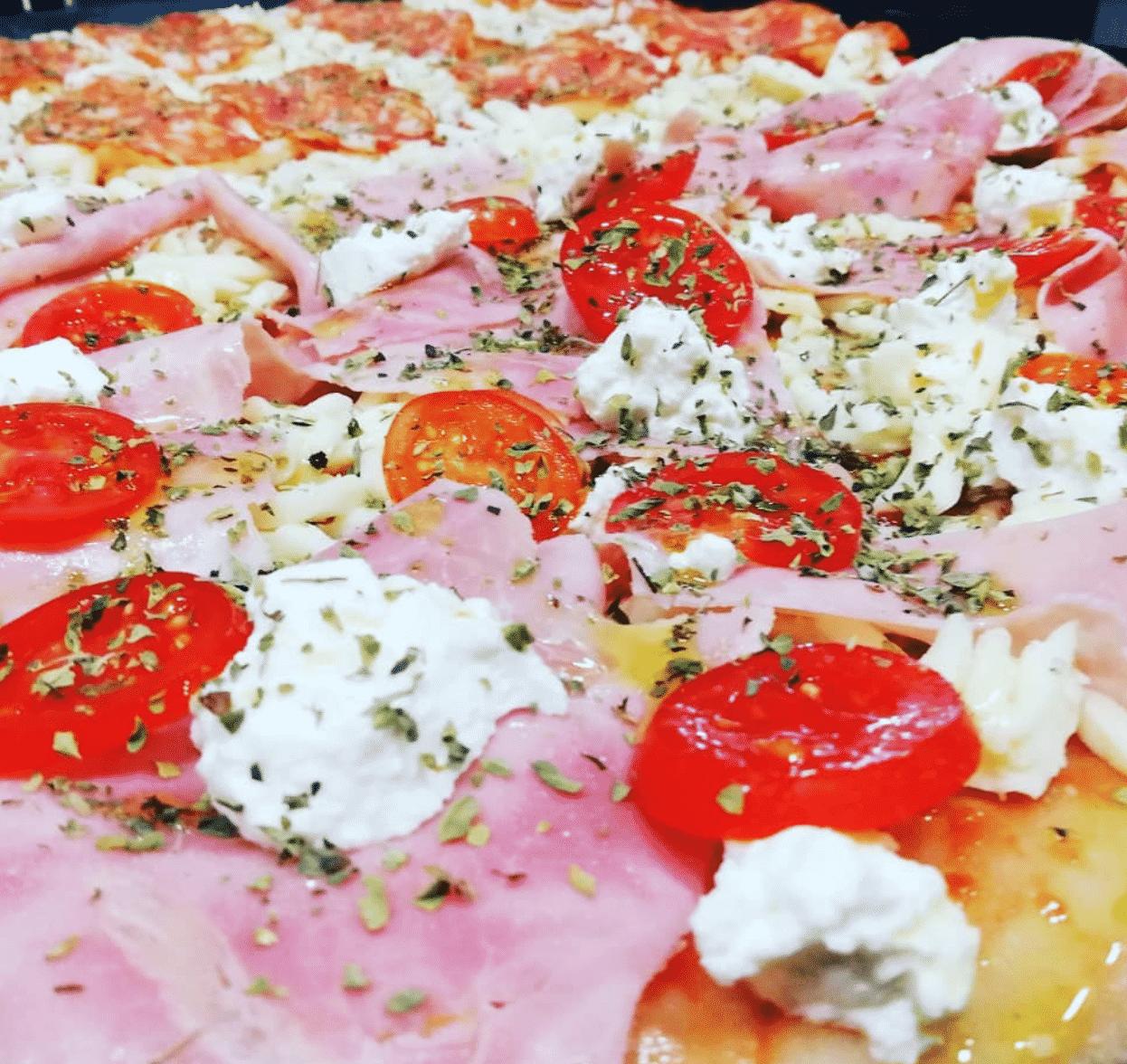 Primo Basílico Pizzas In Lisbon