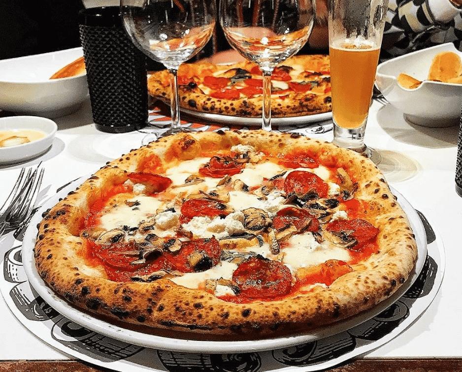 Lisbon Pizza