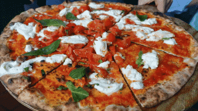 Bucharest Pizza