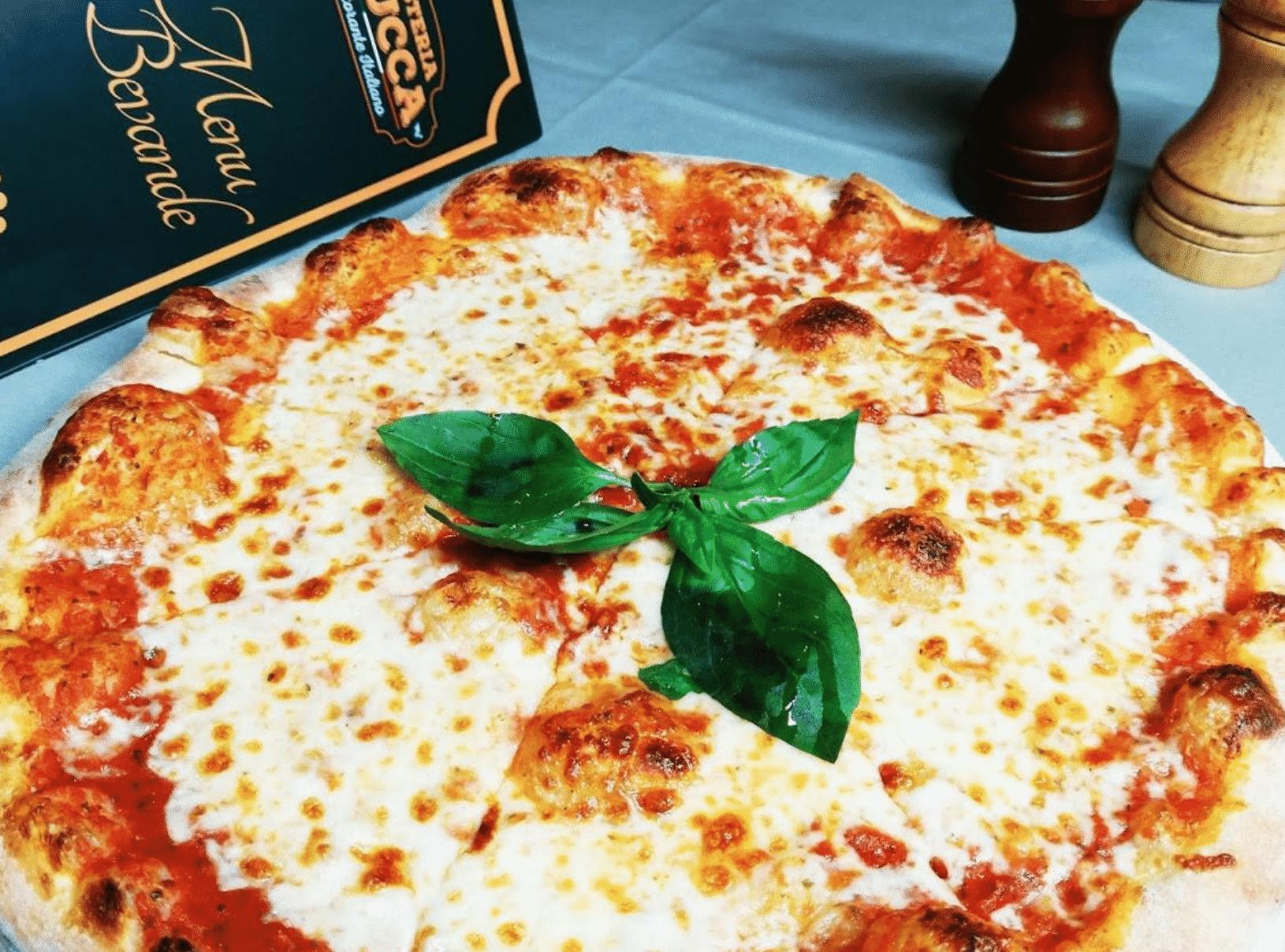 Osteria Zucca Pizzas In Bucharest