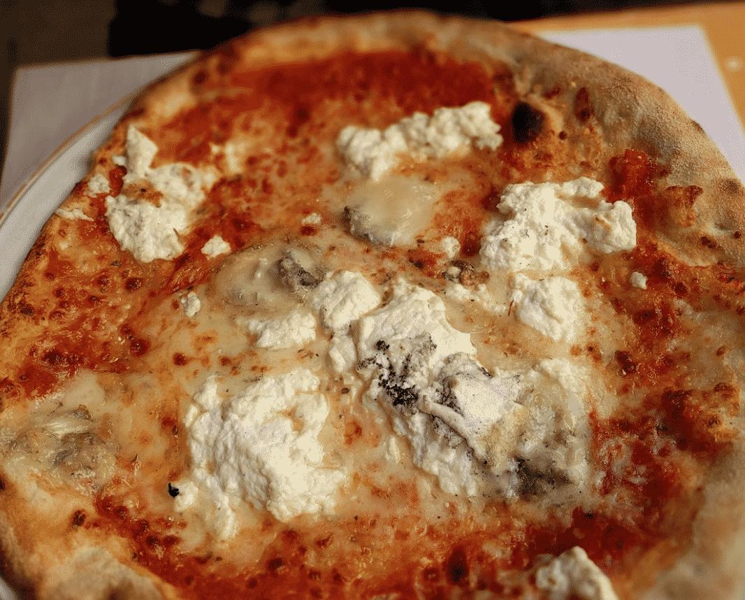 Pizzeria da Paolo In Geneva