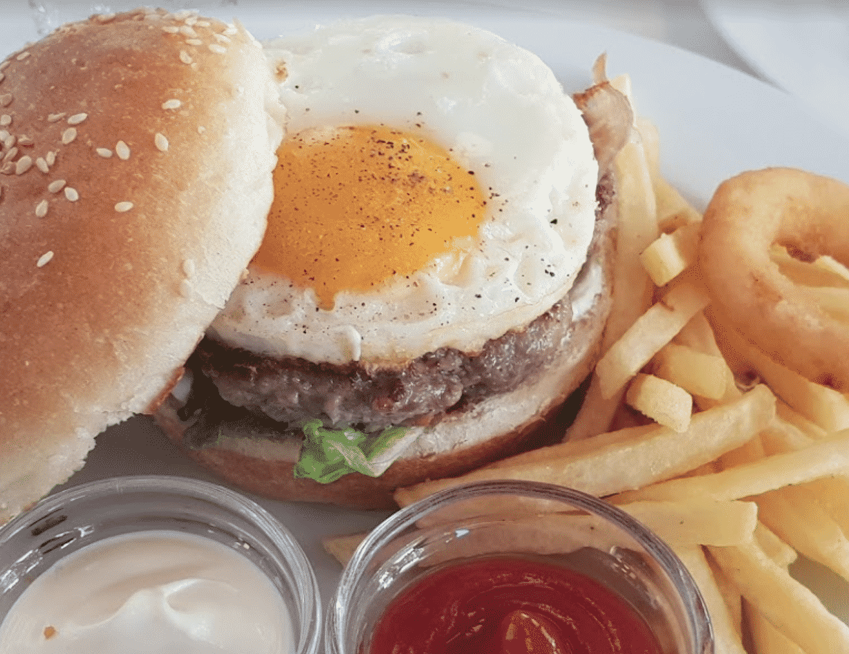 Intergalactic Diner Burgers In Belgrade