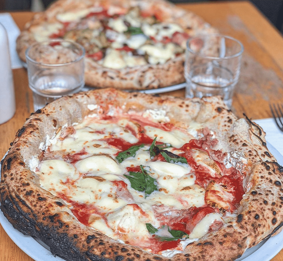 Popine Pizzeria In Paris