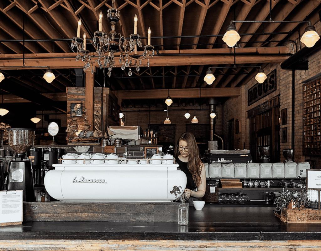 Spyhouse cafe