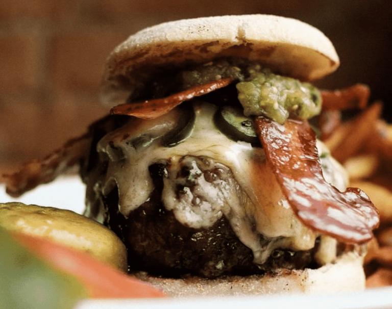 The 7 Best Burgers In Berlin