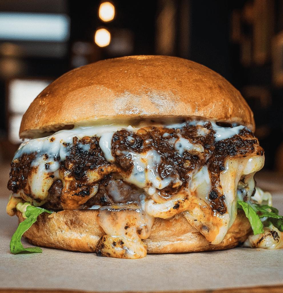 Asado Burger In Bristol