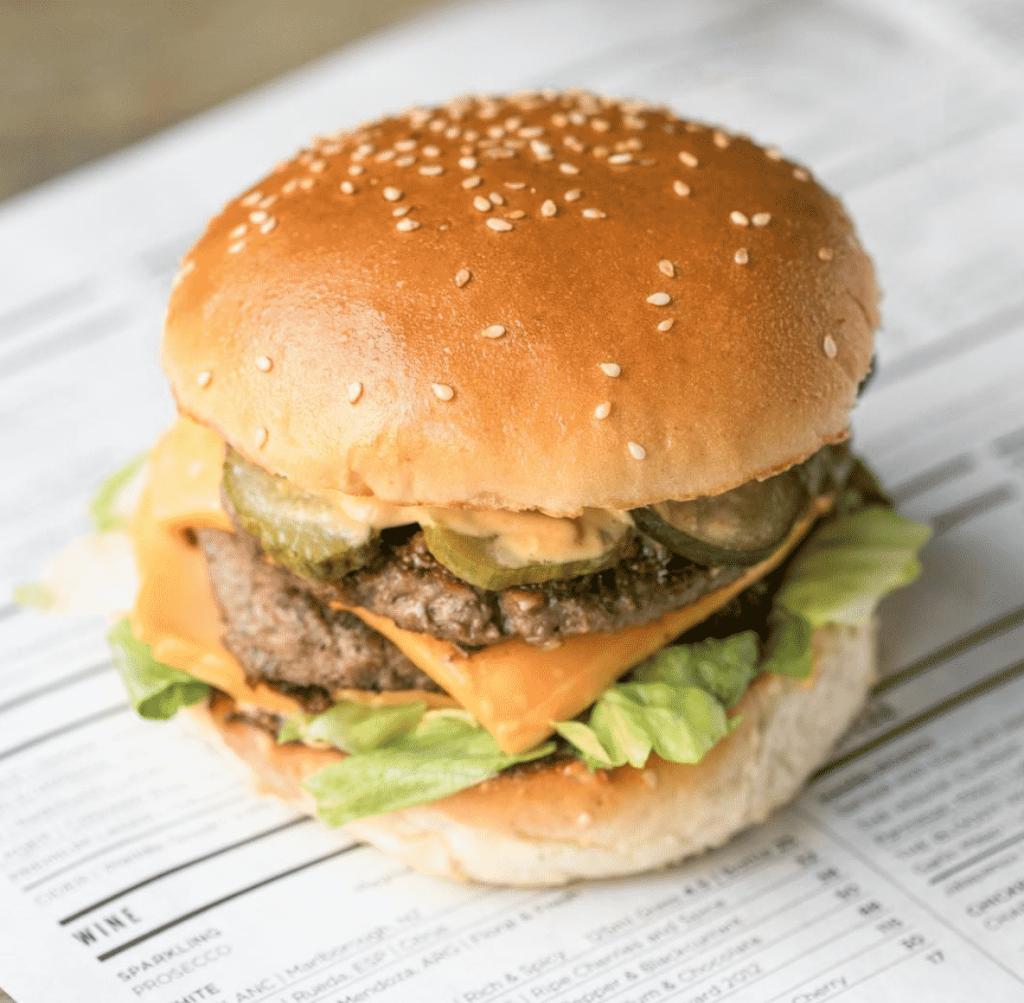 Chomp Hamburger