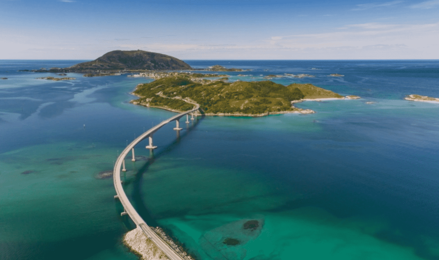 The Sommarøy In Norway