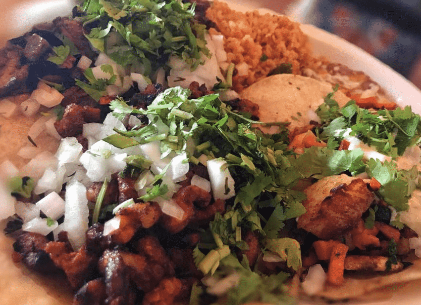 Mexican Food America