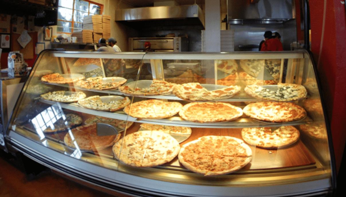 Pizzeria Luigi in San Diego