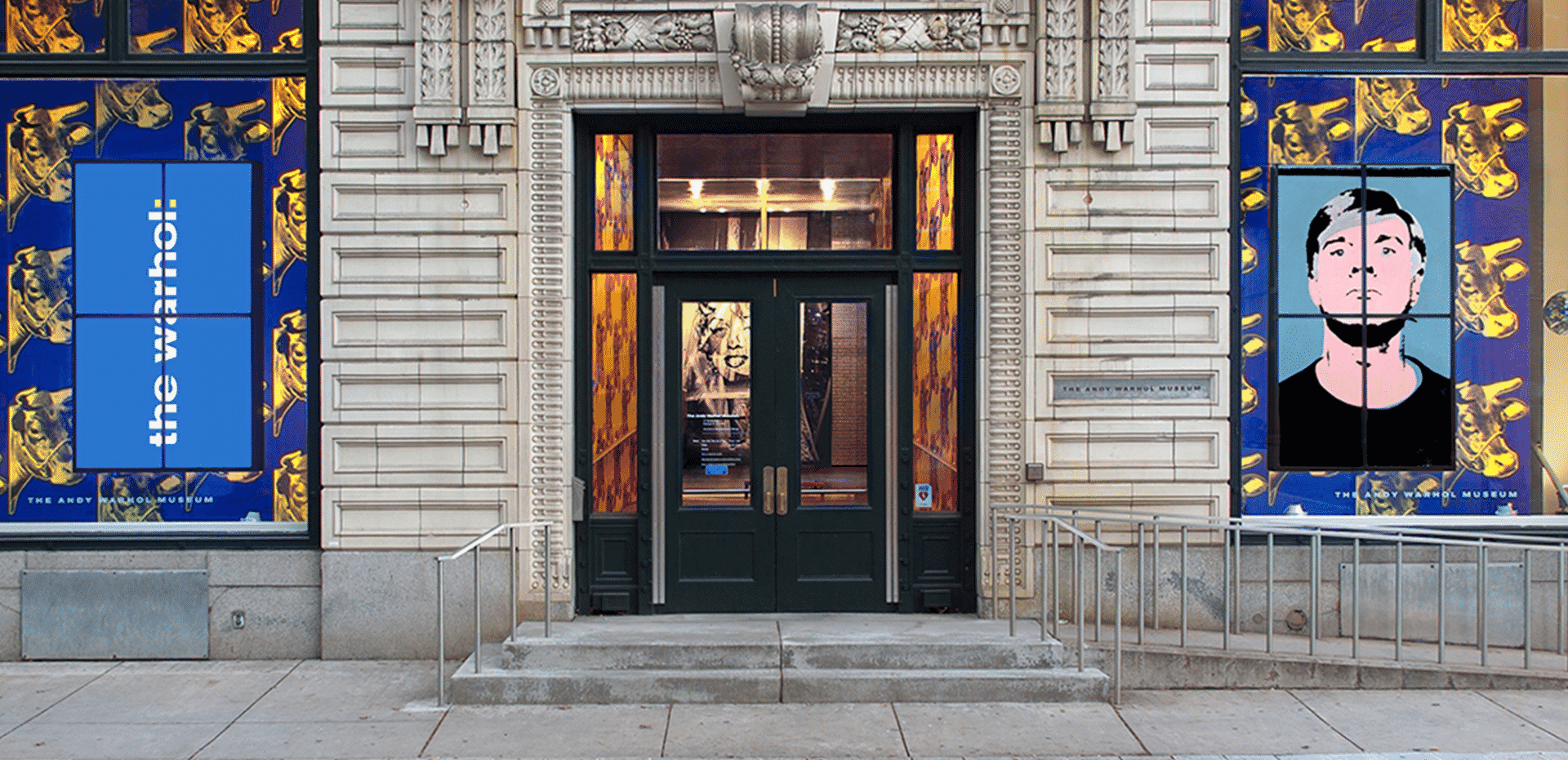 The Andy Warhol Museum in Pittsburg