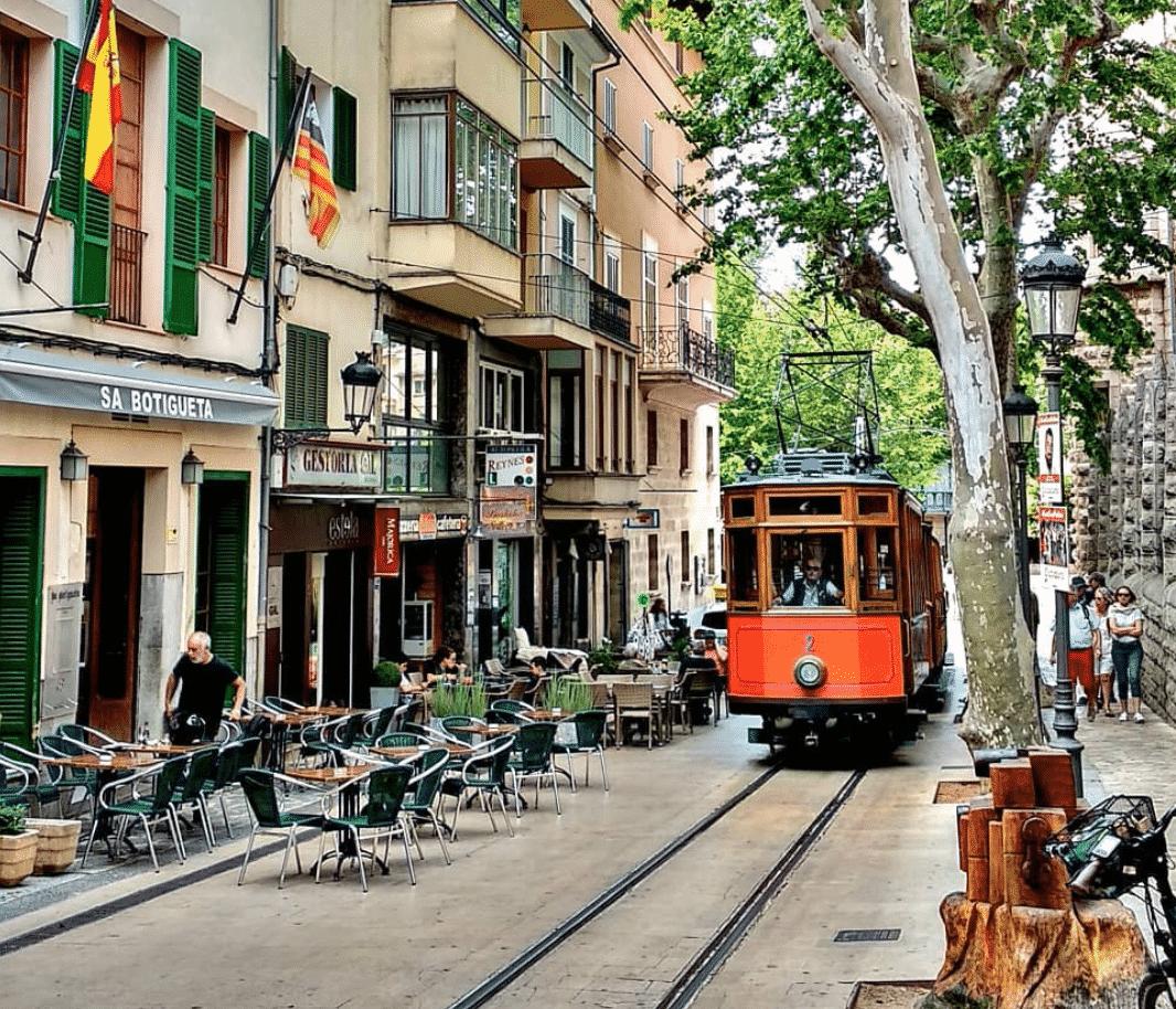 Instagrammable Spots In Mallorca
