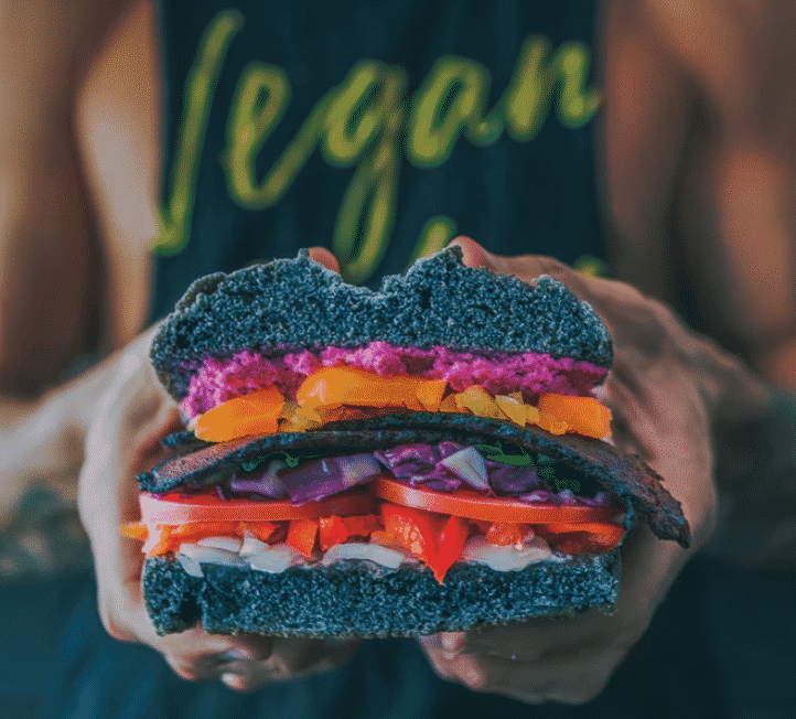 The Year Of The Vegan