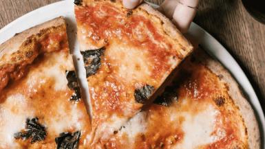 Best pizzas Edmonton