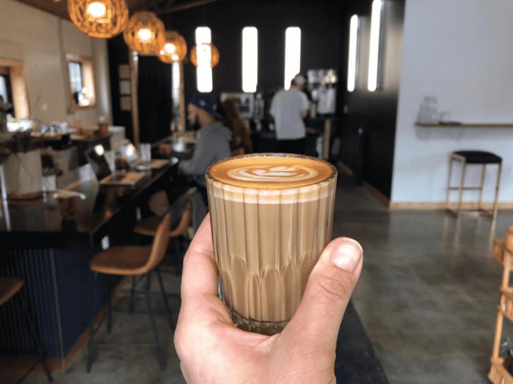 Falcon Coffee Bar in Nashville