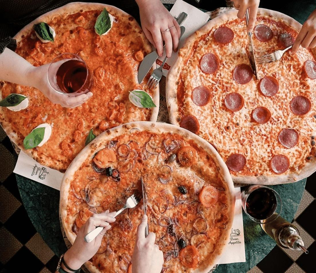 L'Osteria Pizzeria In Munich