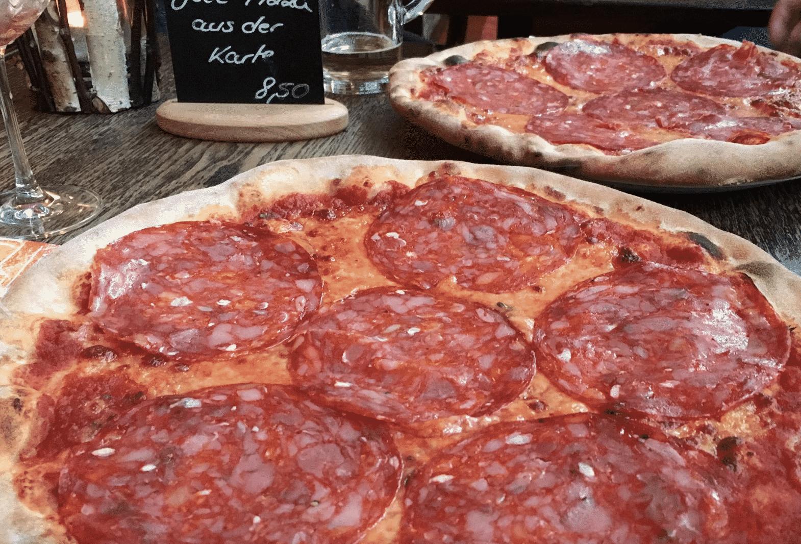 Sesto Senso Pizzeria in Munich