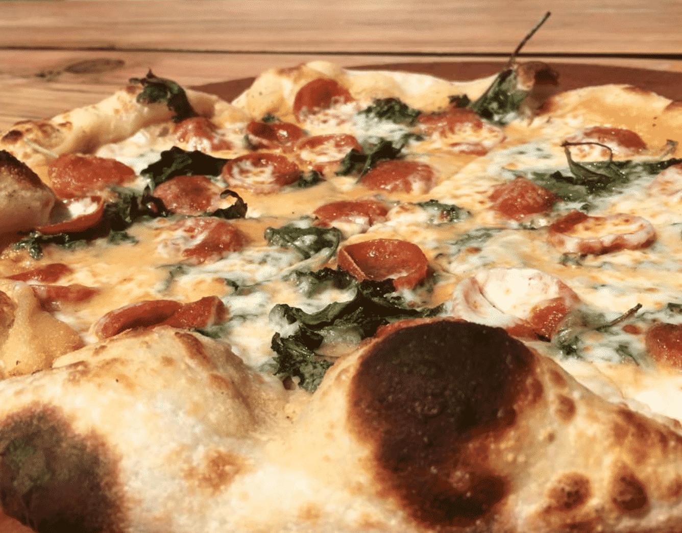 East Glisan Pizza Lounge in Portland