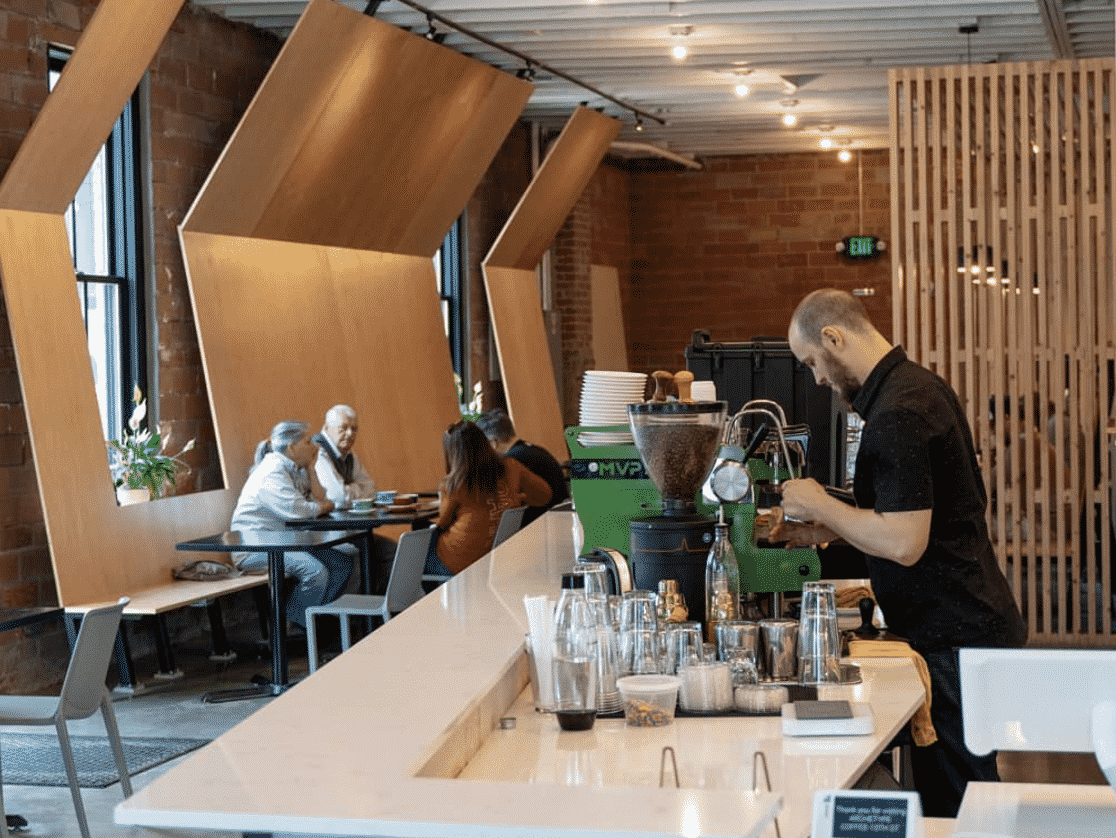 Archetype Coffee in Omaha