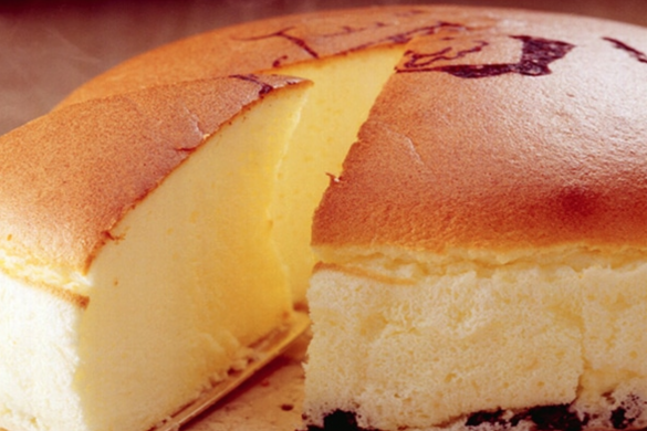 Daily Drool #10: The World's Lightest Cheesecake