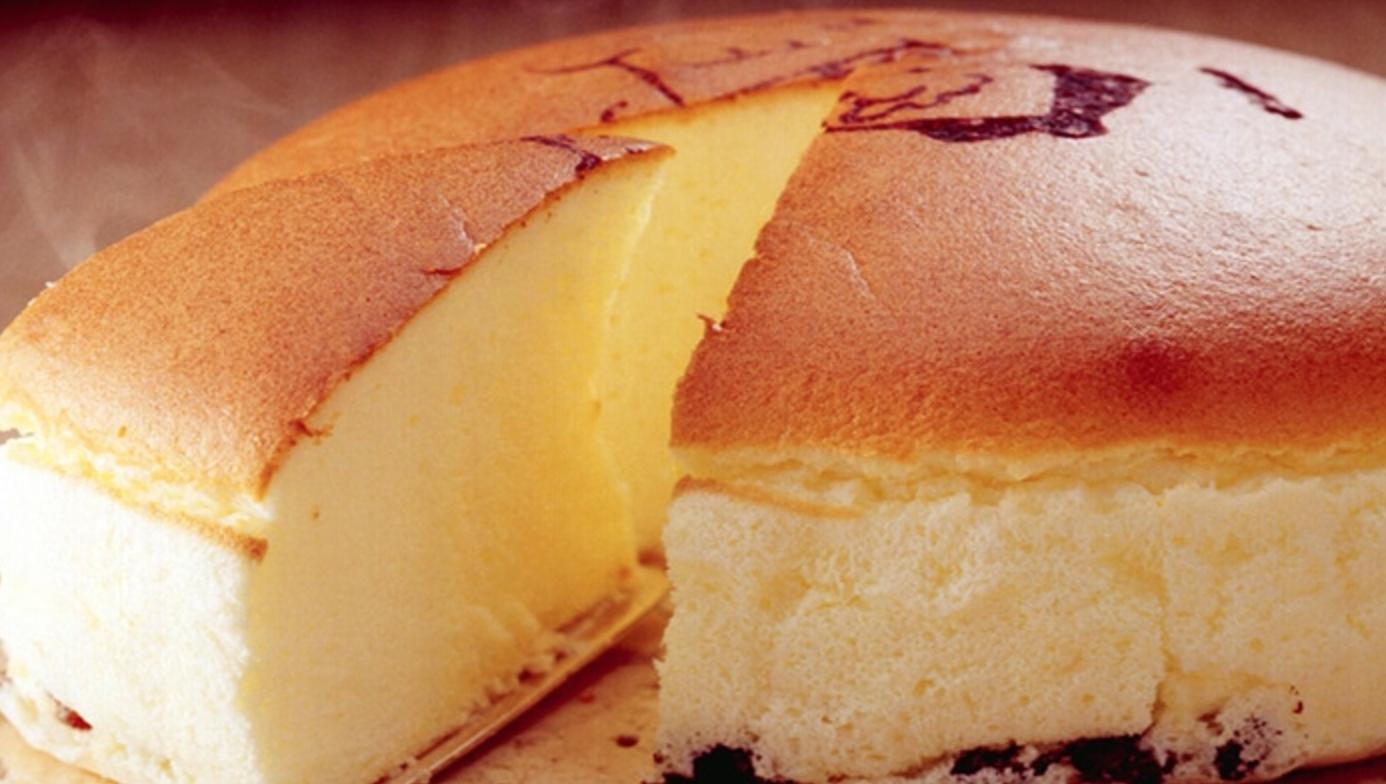 The World's Lightest Cheesecake