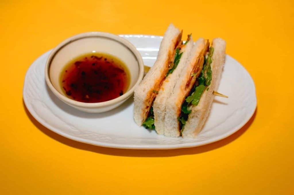 Tea Sandwich