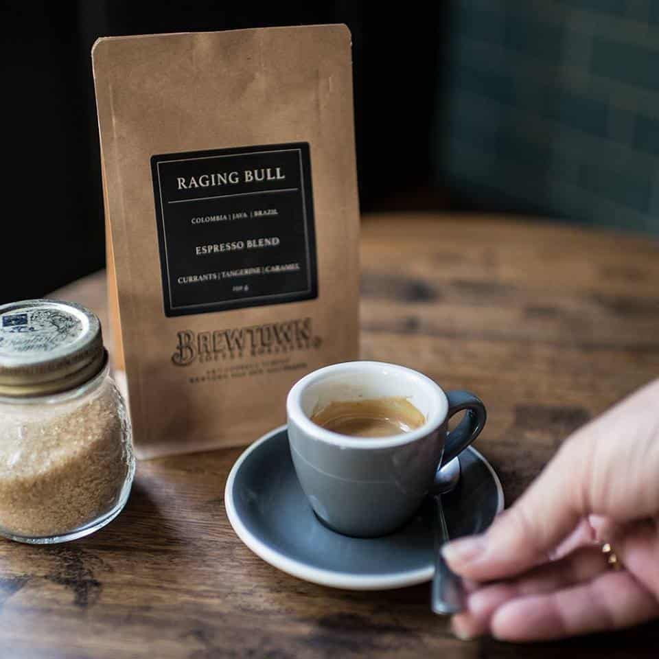 Brewtown Coffee Roasters in New South Wales