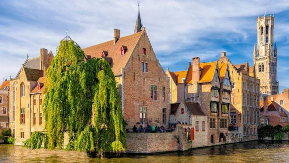 Bruges Is Breaking Down On Overtourism