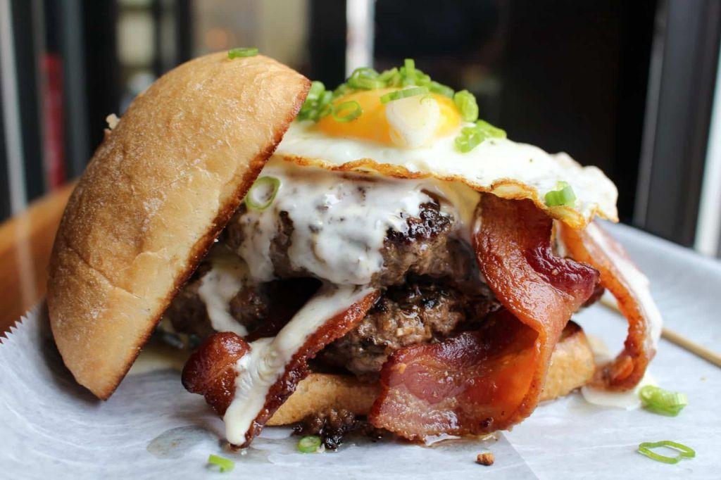 Best burgers Omaha
