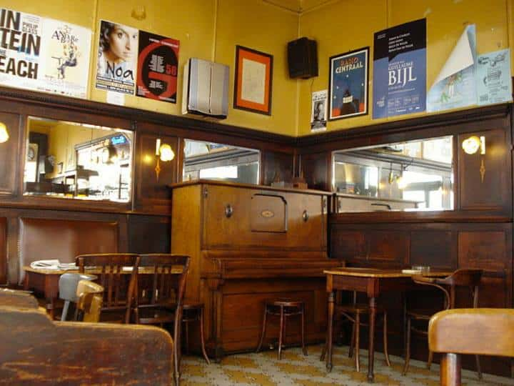 Café De Kat In Antwerp