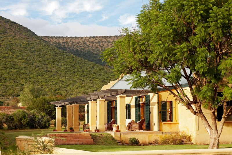 Mount Camdeboo Private Game Reserve in Africa