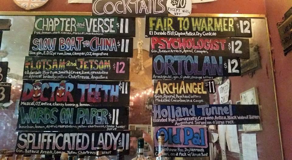 Fiume Dive Bar in Philadelphia