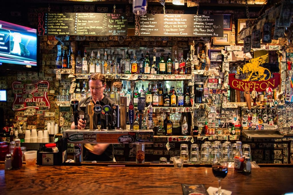 The Griffon Pub in SC