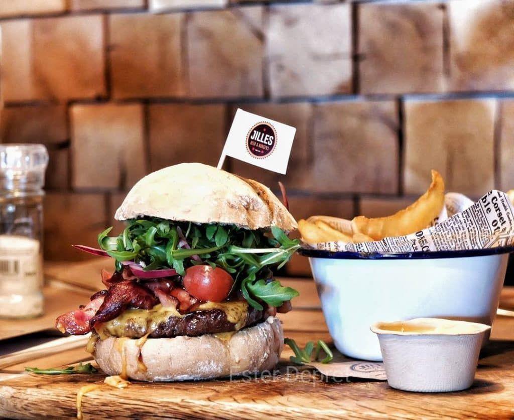 Jilles Beers & Burger In Ghent
