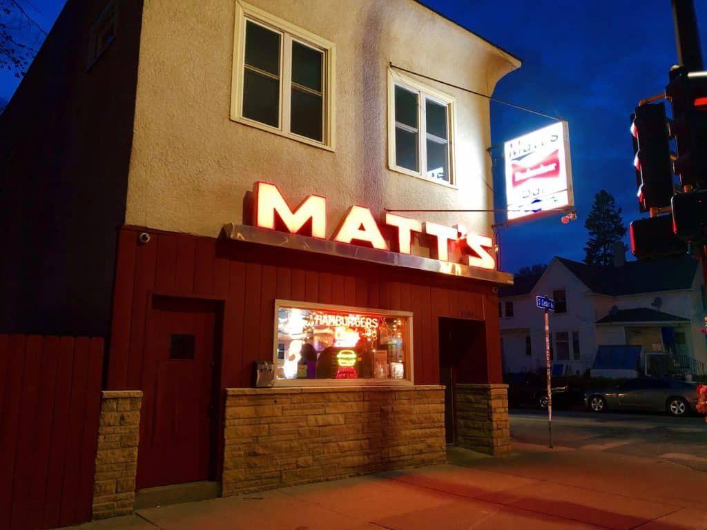 Matt's Bar & Grill in America