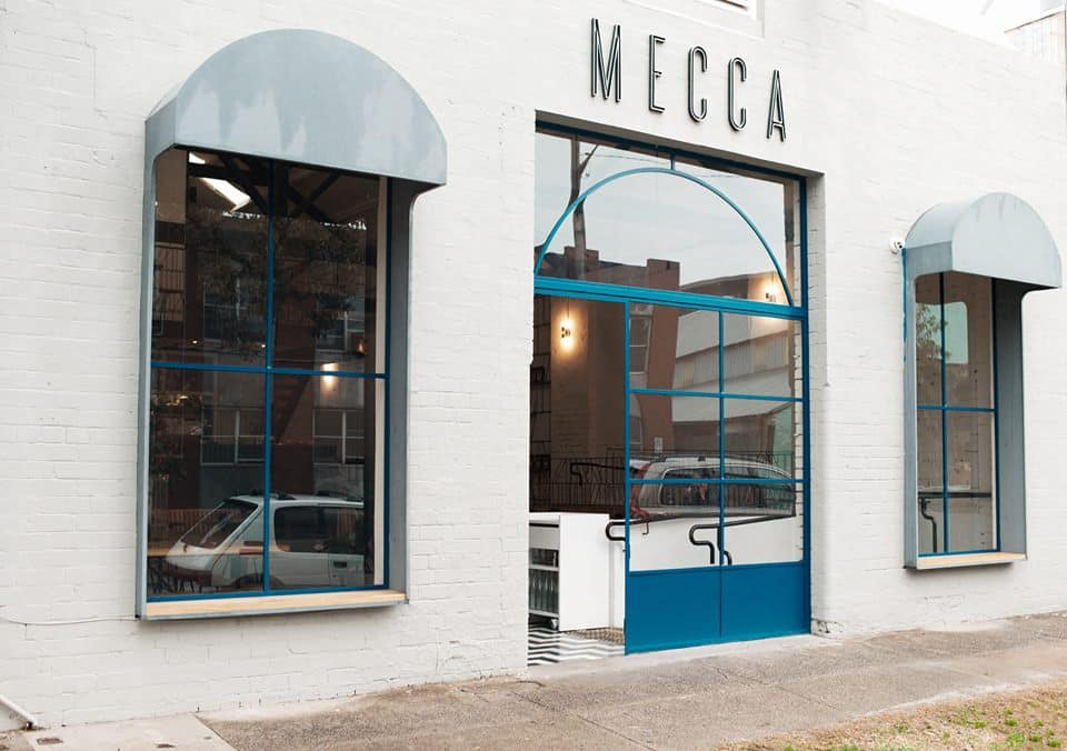 Mecca Coffee in New South Wales
