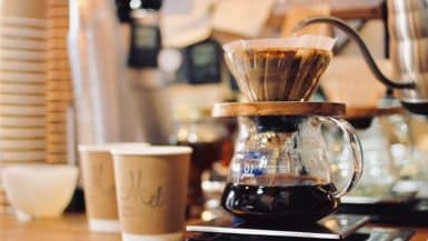 Best Coffee Shops In Osaka