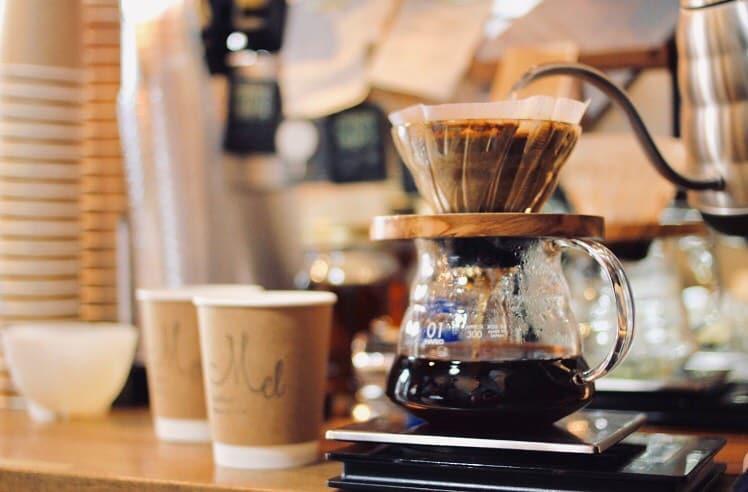 Best Coffee Shops In Osaka