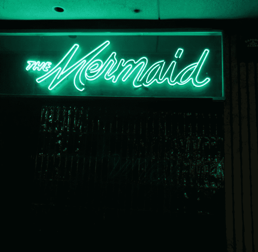 The Mermaid Bar in LA