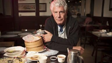 Anthony Bourdain Food Trail