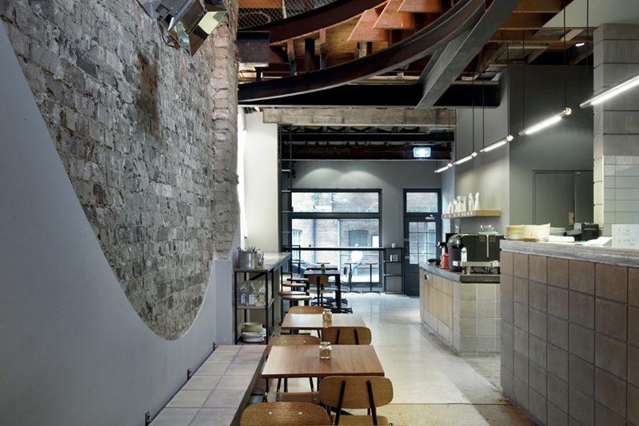 Reuben Hills Cafe