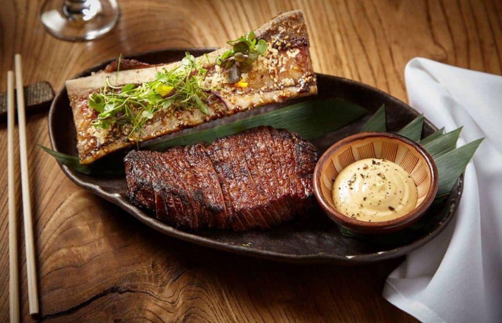Roka Akor Steak