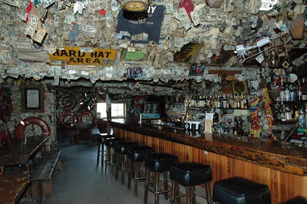 The Salty Dawg Saloon in Alaska