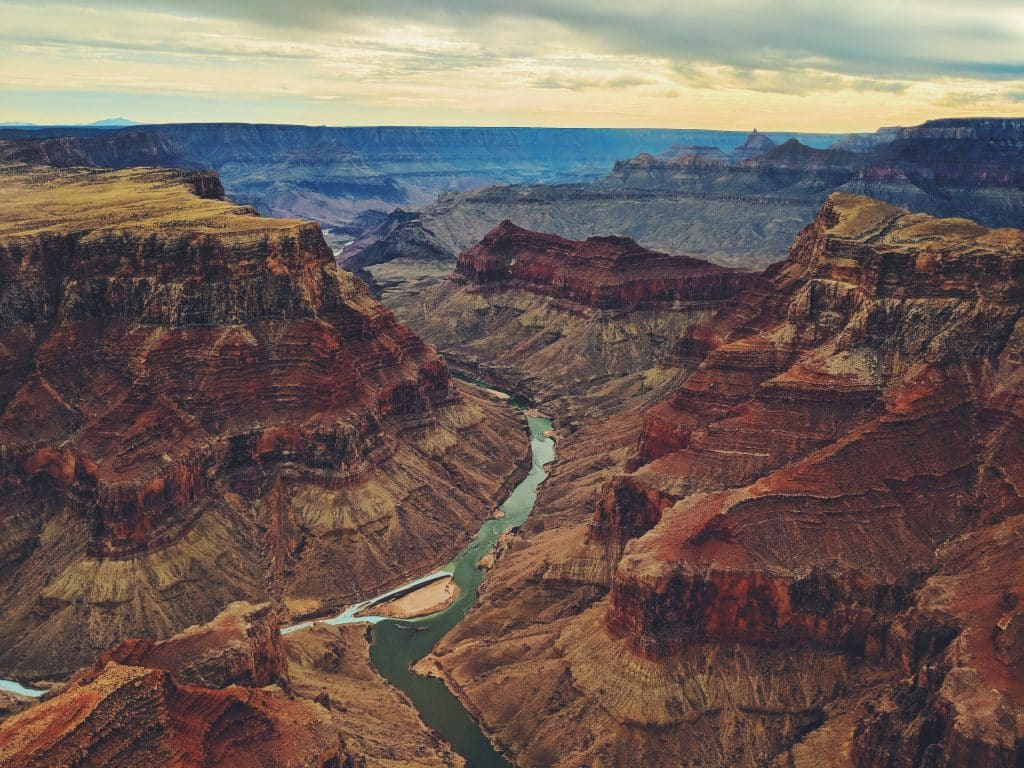 Grand Canyon Road Trip in USA