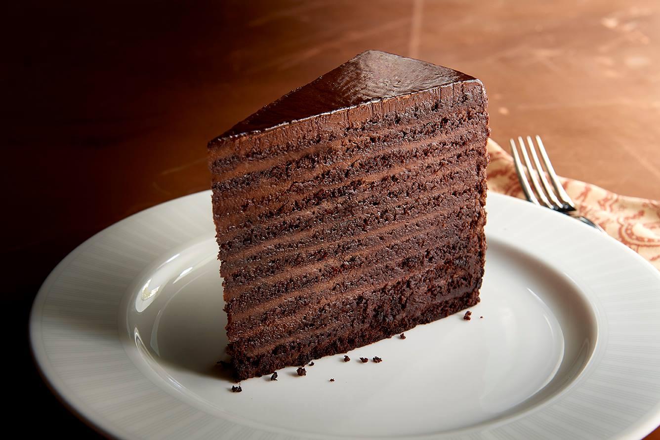 24-Layer Chocolate Cake In New York's
